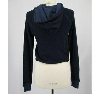 N:Philanthropy Women Cropped Jordan Sweatshirt Top